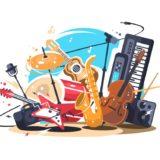 カートコバーンのギターやエフェクターは?プレイスタイルやストラップまで徹底解説