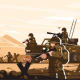 イランイラク戦争とは?なぜ勃発した?原因や影響、日本との関係についても紹介