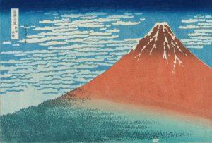 富嶽三十六景